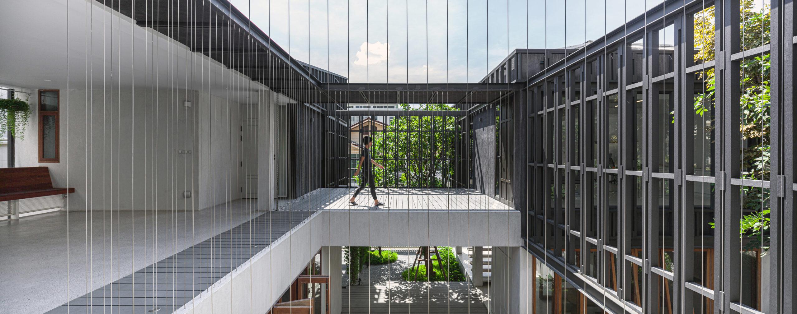black facades black architecture