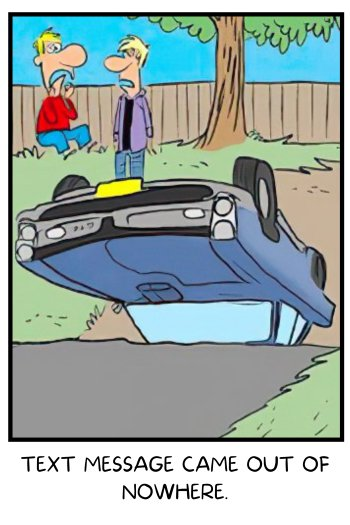 Classic Carl cartoon caption contest: The winner is...