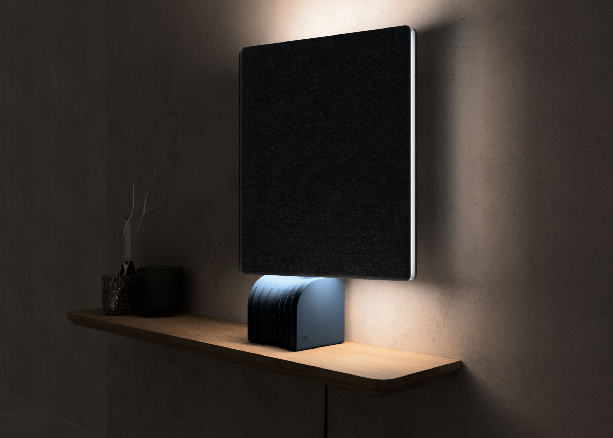 Signal by Jean-Michel Rochette a finalist in the Dezeen and LG Display OLED Go competition