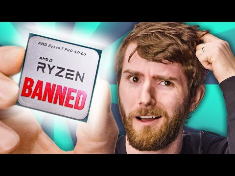You CAN'T buy AMD's best product… - Ryzen 7 4750G APU