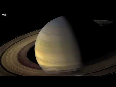 What Cassini Saw - Incredible 4K Video of the planet Saturn