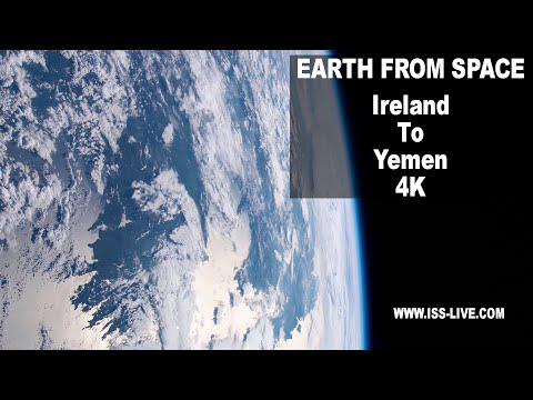 4K : Earth From Space - From Ireland to Yemen