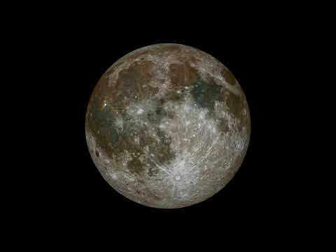 4K  View of the Moon