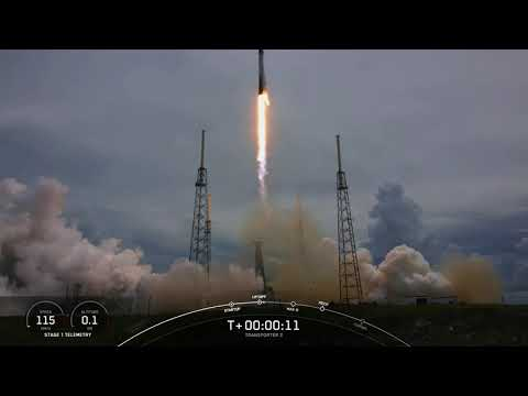 SpaceX Launch: Transporter 2 mission