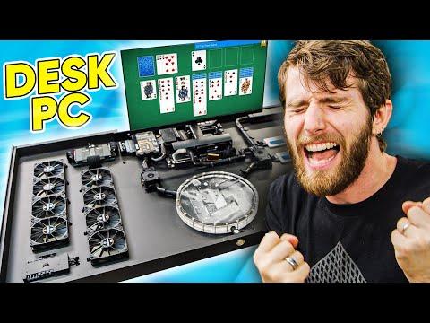 Powering Up My ZERO Compromises Desk PC Part 4