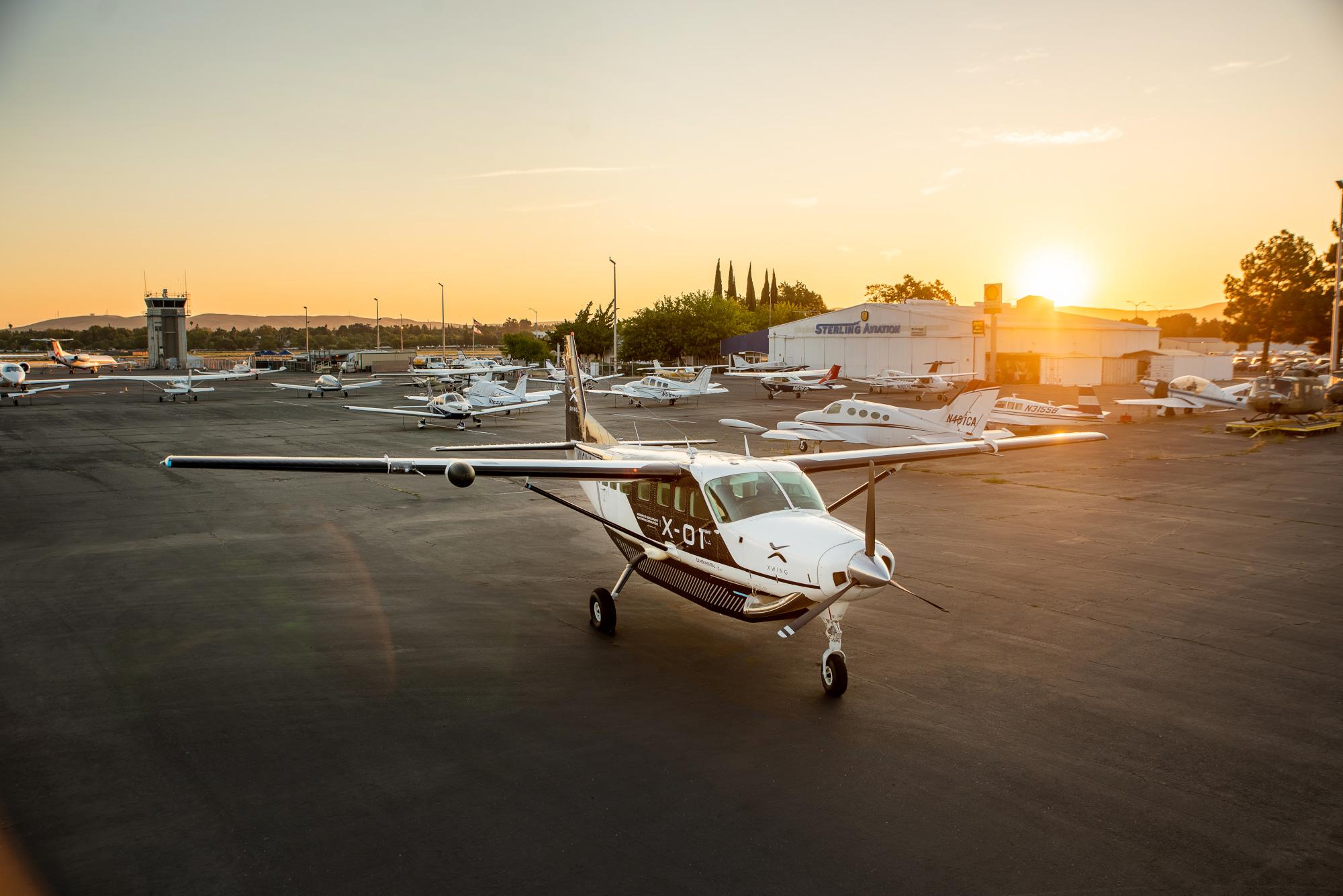 xwing autonomous aircraft