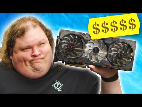 AMD wants HOW MUCH for 1080p Gaming?? - Radeon RX 6600 XT Review
