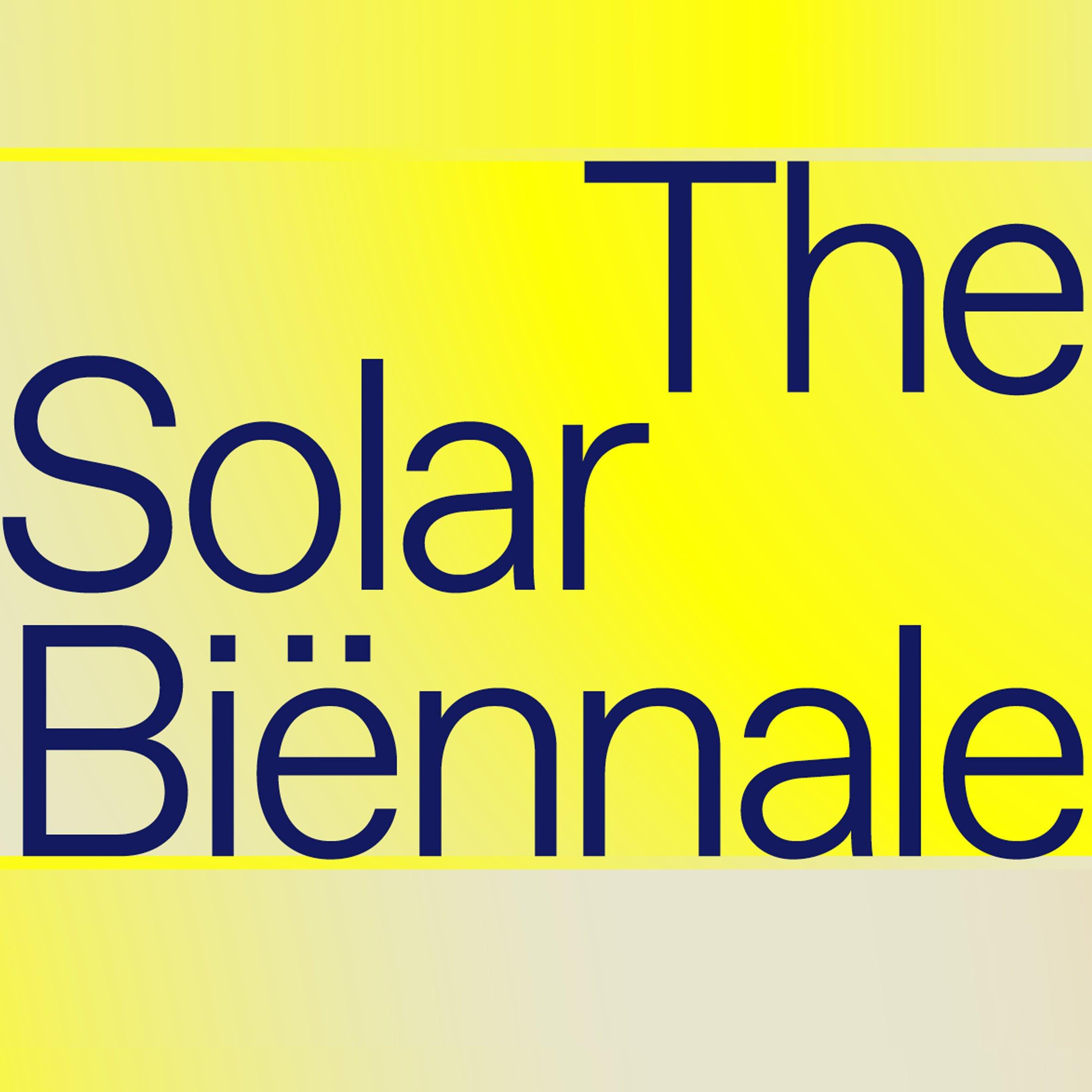 The Solar Biennale by Marjan van Aubel and Pauline van Dongen at Het Nieuwe Instituut